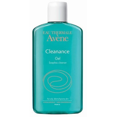 Avene Cleanance Gel Soapless Cleanser by Well