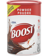 Boost Powder Chocolate Drink Mix