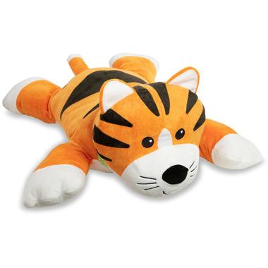 Melissa & Doug Cuddle Tiger Jumbo Plush Stuffed Animal