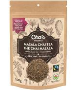 Cha's Organics Masala Chai Black Tea