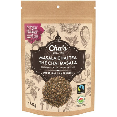 Cha\'s Organics Masala Chai Black Tea