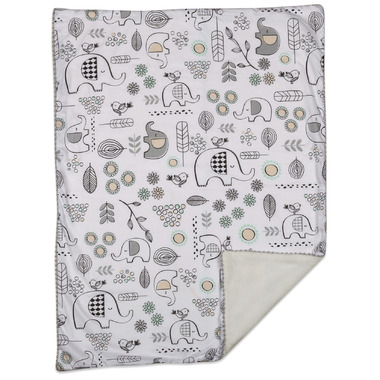 260725ed75c89 Buy Lolli Living Blanket Kayden Elle Elephant from Canada at Well.ca - Free  Shipping