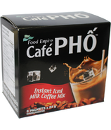 Cafe Pho Instant Iced Milk Coffee Mix