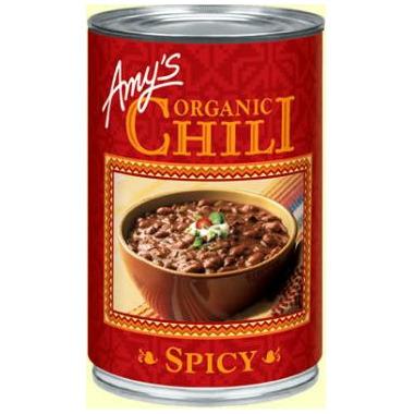 Amy\'s Organic Chili