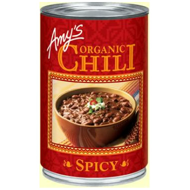 Amy\'s Organic Chili Spicy