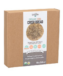 KZ Clean Eating Organic Chia Crisp Bread