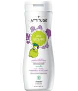 ATTITUDE Little Leaves 2-in-1 Shampoo & Body Wash Vanilla & Pear