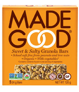 MadeGood Sweet and Salty Granola Bars