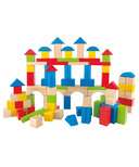 Hape Toys Build Up and Away Blocks