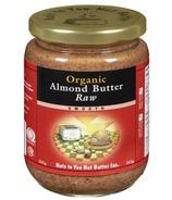 Nuts To You Beurre d'amande cru doux biologique