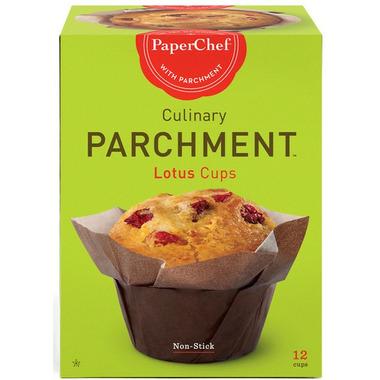 PaperChef Lotus Parchment Baking Cup