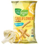 From the Ground up Cauliflower Stalk Sea Salt