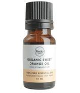 Rocky Mountain Soap Co. Organic Sweet Orange Essential Oil