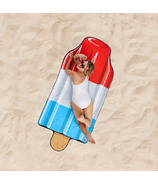 BigMouth Inc. Rocket Pop Beach Blanket