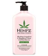 Hempz Blushing Grapefruit & Raspberry Moisturizer