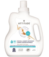 ATTITUDE Sensitive Skin Laundry Detergent Fragrance Free