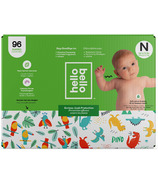 Hello Bello Club Box Diapers Parrots and Dinos
