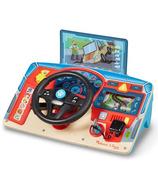 Melissa & Doug Paw Patrol Paw Patroller Dashboard Steering Wheel