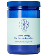 Niyama Yoga Wellness Green Energy Pre-Vinyasa Energizer