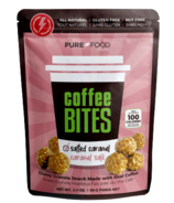 Pure Food by Estee BeStrong Coffee Bites Salted Caramel