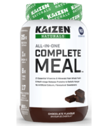 Kaizen Naturals Complete Meal Chocolate