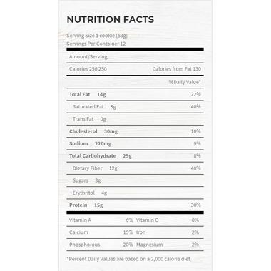 Quest Nutrition Oatmeal Raisin Cookie