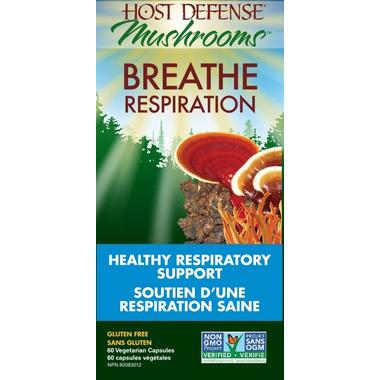 Host Defense Breathe Capsules