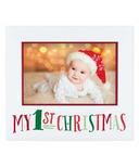 Pearhead My 1st Christmas Frame