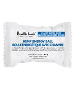 Health Lab Energy Ball Hemp Peanut Butter Choc