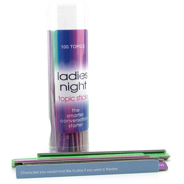 Image result for ladies night topic sticks