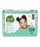 Seventh Generation Baby Free & Clear Thick and Strong Baby Wipes Refills