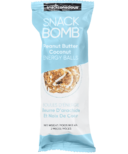 Snack Conscious Snack Bomb Peanut Butter Coconut Energy Balls Snack Size