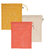 Now Designs Le Marche Produce Bag Coral
