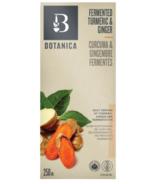 Botanica Fermented Turmeric & Ginger