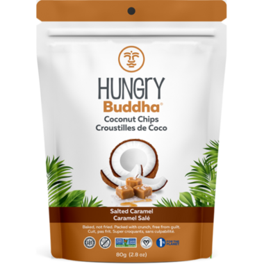 Hungry Buddha Salted Caramel Coconut Chips