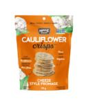 Hippie Foods Cauliflower Crisps Cheeze