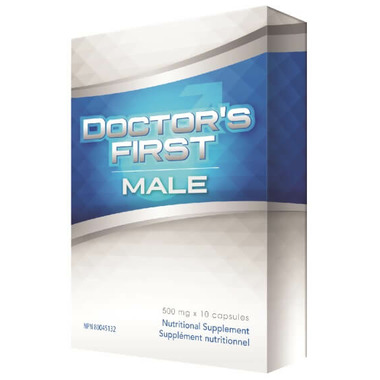 Doctor\'s First Male All Natural Libido Enhancer
