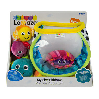 Lamaze Early Learning My First Fishbowl