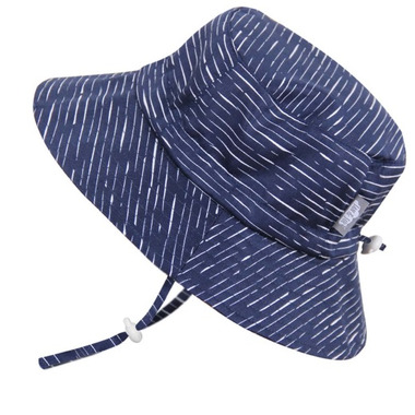 584a9229126 Buy Twinklebelle Grow-With-Me Baby Bucket Sun Hat Navy Waves from Canada at  Well.ca - Free Shipping