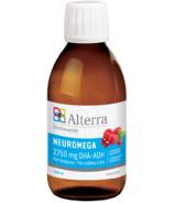Alterra Neuromega DHA Cranberry Raspberry Flavour