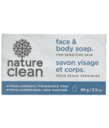 Nature Clean Face & Body Bar
