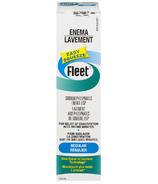 Fleet Regular Easy Squeeze Saline Enema
