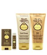 Sun Bum Sunscreen Beach Essentials Bundle