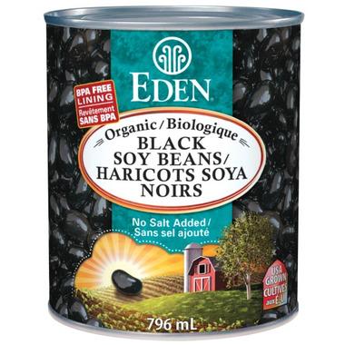 Eden Foods Organic Black Soy Beans