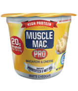 Muscle Mac PRO Microwave Cup White Cheddar
