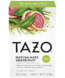 Tazo Tea Matcha Mate Grapefruit
