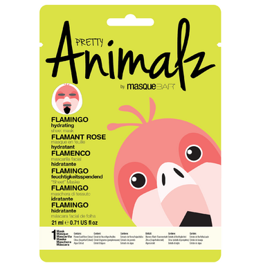 masque BAR Pretty Animalz Flamingo