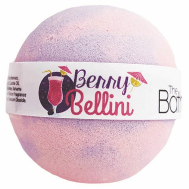 The Bath Bomb Company Berry Bellini Bath Bomb