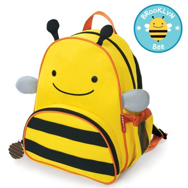 Skip Hop Zoo Packs Little Kid Backpack Bee Design