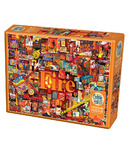 Cobblehill Elements Collection: Fire Puzzle